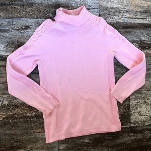 Polo Jeans Company Pink Turtleneck
